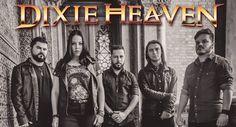 Força Metal BR: Conheça: Dixie Heaven,heavy/power metal com intens...