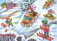 Het jonge kind :: hetjongekind.yurls.net Winter Activities For Kids, Crafts For Kids, Speech And Language, Speech Language Therapy, Preschool Christmas, School Subjects, Language Development, Converse, Worksheets For Kids