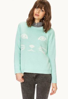 Cat Lady Gifts: Favorite Cat Sweater ($23)