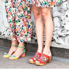 Rainy days call for colours, and daydreaming. Flower Power, Social Media Branding, Rainy Days, Shoe Brands, Lily Pulitzer, Spring Summer, Colours, Instagram, Shoes