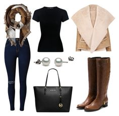 A fashion look from October 2016 featuring green t shirt, woolen coat and ripped skinny jeans. Browse and shop related looks. Ripped Skinny Jeans, San Diego, Fashion Looks, Michael Kors, Hat, Polyvore, T Shirt, Shopping, Chip Hat