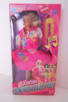 Vintage 80s Barbie New Old Stock in Box by ThriftHeartRabbit, $125.00