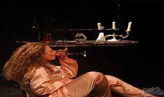 """دمشق تستضيف العرض المسرحي الجديد """"ضجيج وحنين"""": بدأت عروض مسرحية """"ضجيج وحنين""""، على خشبة مسرح القباني، في دمشق، الإثنين، وهي من تأليف وإخراج…"""