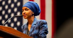 """Ilhan made political history & now is hit with racist threats: """"Ilhan Omar was elected to be the state representative for Minneapolis House District 60B, becoming the first Somali-American woman to be elected to public office in the United States. This week, while in Washington, D.C., she says she was subjected to threats and Islamophobic harassment by a taxi driver on her way to her hotel from the White House...""""The cab driver called me ISIS and threatened to remove my hijab..."""""""""""