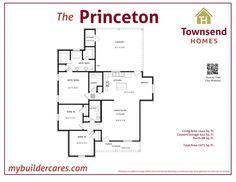 LOUISIANA HOUSE PLANS Townsend Homes, Carport With Storage, Louisiana, House Plans, Floor Plans, How To Plan, House Floor Plans, Floor Plan Drawing, Home Plans