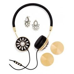 not your ordinary set of head phones...