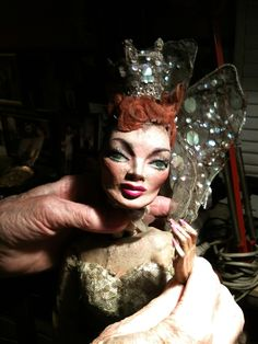 fairy queen 1946 from An Attic Full of Puppets