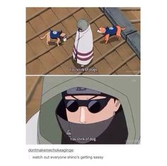 You just crossed the line Shino