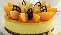 Try the new recipe of `Chocolate Orange Cheesecake` now!