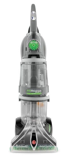 Hoover Carpet Shampooer Cleaner Max Extract Dual V WidePath Floor Washer Pet NEW #Hoover
