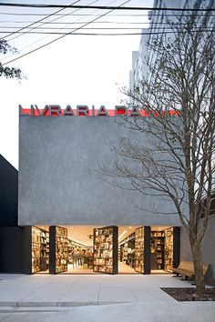 City library in Sao Paolo, Brasil by Isay Weinfeld