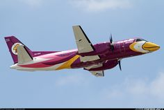 Nok Mini (SGA Airlines) HS-GBC Saab 340B aircraft picture