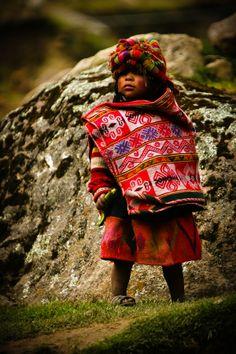 Schoolgirl Peru