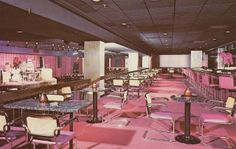Pink Elephant Lounge!, Grossinger's - Grossinger, New York