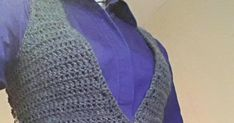 I love waistcoats and have spent a lot of time looking for a crochet waitcoat pattern that I actually like. When came across one that I woul...
