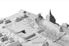 lilin architekten sia gmbh - Projektwettbewerb Parkhaus Murten
