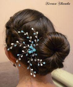 ♥♥♥Украшения ручной работы♥♥♥ НОВИНКИ осени+ ♪♫♪ УкРаШеНиЯ для САМЫХ красивых ПрИчЕсОк ♪♫♪ / Я продам / Бижутерия / Аксессуары / Томск / Барахолка, бесплатная доска объявлений Bridal Comb, Bridal Hair Pins, Headpiece Wedding, Bridal Headpieces, Hair Jewels, Crystal Headband, Wedding Hair Pieces, Hair Vine, Wedding Hair Accessories