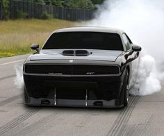 Dodge Challenger #muscle #car