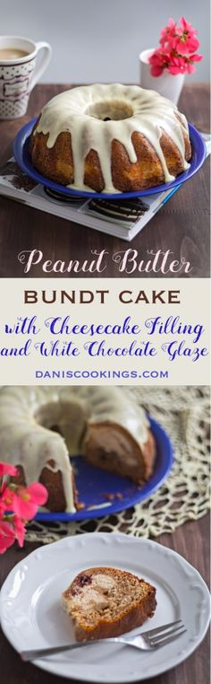 Peanut Butter Bundt