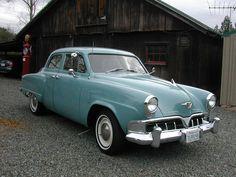 1952 Studebaker Champion Four Door