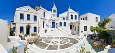 GREECE CHANNEL | Nisyros - Village of Nikeion