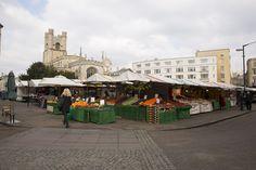 Market Square, Cambridge