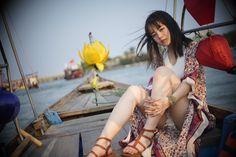Japan Girl, Playboy, Bikinis, Swimwear, Fair Grounds, Entertainment, Poses, Lady, Beauty