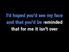 flirting signs he likes you lyrics karaoke youtube song