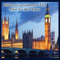 Are you an outsider in Britain, and wish to establish your firm there? You must know certain things. As an overseas person–who is interested to establish a business enterprise in Britain–you must be rather well organized and ready for a somewhat difficult and intricate procedure that may greet you in the UK.