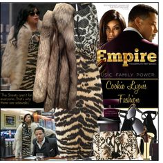 Empire's Hottest Style/ Cookie Lyon