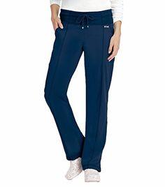 Amazon.com: Grey's Anatomy Women's Drawstring Yoga Scrub Pant: Size Medium or Large