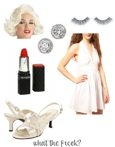 What the Frock? - Affordable Fashion Tips, Celebrity Looks for Less: Marilyn Monroe Halloween Costume