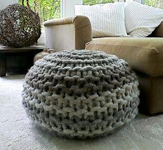 Ravelry: Le Pouffe pattern by Julie Philip