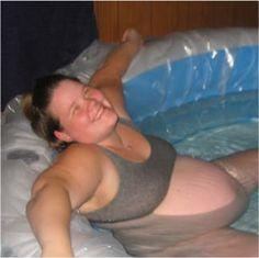 Smiling Mom on the Hypnobabies VBAC (Vaginal Birth After Cesarean) Birth Stories Blog