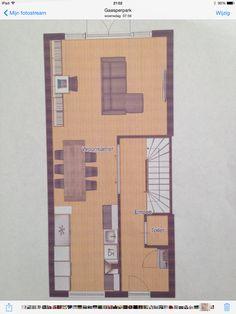 Keuken aan voorkant 3