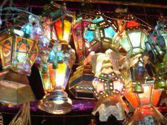 Ramadan Lamps real delight . Egypt