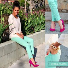 Maxxinista Lifestyle: Feelin' Ladylike  Ashley of Life, ♥ and the Pursuit of Shoes scored these sweet pieces at T.J.s