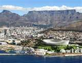 Cape Town's iconic Table Mountain National Park (TMNP) was officially inaugurated as a New 7 Wonders of Nature Silversea Cruises, 7 Natural Wonders, Table Mountain, Cheap Flights, Cape Town, Luxury Travel, South Africa, Dolores Park, Beautiful Places