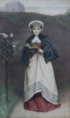 James Charles Playfair (British, b. 1845 - d. 1880) - Solitude