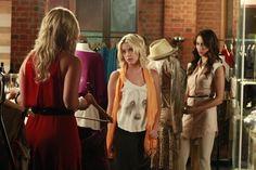 Hanna's raccoon shirt.   25 Pretty Little Liar Fashions We Envy