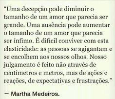 Atitudes - Martha Medeiros