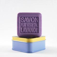 #FrenchFixe Savonnerie de Nyons Lavender Soap / Lavande - 3.5 oz / 100 gr