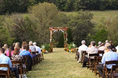 Childhood Charm Tennessee Wedding