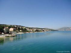 Arbanija, ein Teil der Insel, ist voll mit wunderschönen Stränden und idealen Orten zum Entspannen!