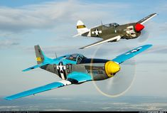 North American P-51D Mustang; Germany