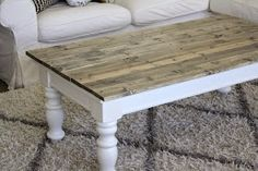 http://niftythriftymomma.blogspot.com/2014/08/farmhouse-style-coffee-table.html?m=1