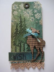 Studio 490: every gift needs a tag...