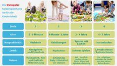 Dwinguler Europe - Kinderspielmatten