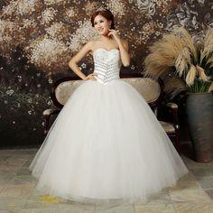 Disney Style Wedding Dresses - Wedding and Bridal Inspiration