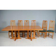 Eliel Saarinen, ADELTO OY. Art Deco, Dining Table, Furniture, Home Decor, Decoration Home, Room Decor, Dinner Table, Home Furnishings, Dining Room Table